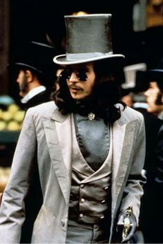 Gary Oldman, Dracula (1992) every inch the Victorian gentleman, with a dash of sexy danger~