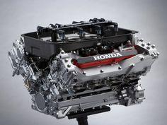 #Honda Racing F1 RA106 Engine http://www.reddellhonda.com/
