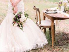Inspirações para casamento rústico chic - casar.com