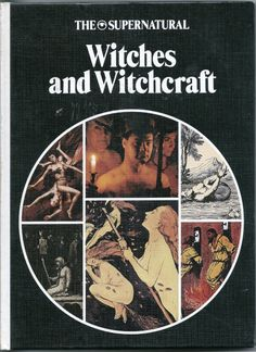 Vintage 1976 The Supernatural Witches & Witchcraft Book, Danbury Press, Witch Panic, Witches of Salem, The Black Mass, White Witches. by TheIDconnection