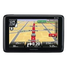 TomTom GO 2535M LIVE 5-Inch Portable Bluetooth GPS Navigator with HD Traffic and Lifetime Maps Review