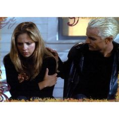 Spike - Buffy the Vampire Slayer and Angel Wiki ❤ liked on Polyvore