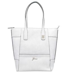 CONFESSION Tote White by GUESS