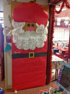 santa+door.jpg (764×1024) & 21 Teachers Who Nailed The Holidays