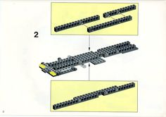 LEGO 5590 Whirl and Wheel Super Truck instructions displayed page by page to help you build this amazing LEGO Model Team set Lego Basic, Lego Sets, Lego Technic Truck, Lego Models, Lego Instructions, Planer, Projects To Try, Trucks, Aircraft