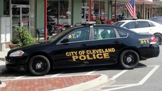City of Cleveland (GA) Police Chevy Impala