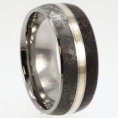 Unusual and Unique Gifts for Men. Made from Dinosaur Bone, Meteorite and Gold.