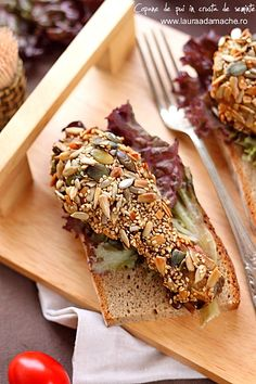 Chicken drumstick in seed crust.wonder if this will work w/thighs or breasts? Chicken Drumsticks, Crusted Chicken, Have Time, Food Inspiration, Nom Nom, Main Dishes, Chicken Recipes, Food Porn, Favorite Recipes