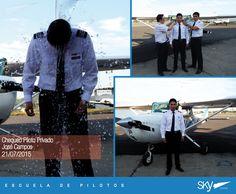 Felicitamos a nuestro Alumno José Campos por haber realizado su chequeo de la autoridad de aviación del Ecuador - DGAC satisfactoriamente!    Quieres ser #piloto ? Pregúntanos como! info@skyecuador.com 04 600 8250 o ( 0969063172 solo mensajes WhatsApp ) www.skyecuador.com