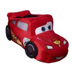 Disney Toddler Boys Cars Slippers Plush Red Lightning McQueen Slipper Shoes Disney. $19.99