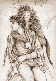 What are some of the best fanart of harry potter and hermione Harmony Harry Potter, Harry Potter Ships, Harry Potter Fan Art, Harry Potter Characters, Harry Potter Hermione Granger, Harry Potter Marauders, Daniel Radcliffe, Eleanor And Park, Couple Art