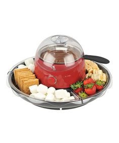 Look what I found on #zulily! Kalorik Chocolate Fondue and Candy Apple Maker by Kalorik #zulilyfinds