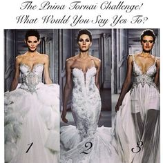 Pnina Tornai. What's your favourite?