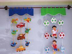 Vorhang Fensterdeko Motiv 70-100 cm Handarbeit. Kinder Gardine Handarbeit