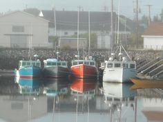 Cape Islanders - Clark's Harbour, Nova Scotia