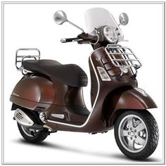 Ron Daley Scooters - Vespa, Piaggio, Gilera and Aprilia Scooters and Parts Vespa Moped, Vespa Gtv, Vespa Motorcycle, E Scooter, Vespa Gt 200, Mini Bike, Cool Bicycles, My Ride, Motorbikes