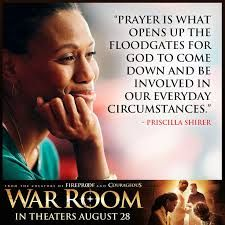 Prayer is what opens up the floodgates for God to come down and be involved in our everyday circumstances. || War Room