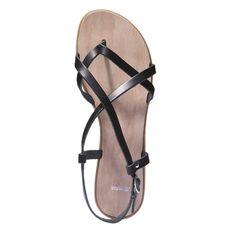 Kožené sandále bata, čierna, 564-6135 - 19