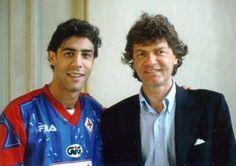 Rui Costa e Giancarlo Antognoni