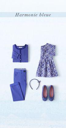 Children's Clothing Girl Themes 2-12 years - Jacadi Paris