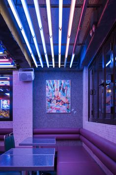 A Taste of Paradise: May Chow's manic neon-soaked wonderland of fine food and ballsy cocktails rocks Hong Kong...
