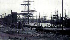 Liverpool Docks, Liverpool History, Sailing Ships, Boat, Dinghy, Boats, Sailboat, Tall Ships, Ship