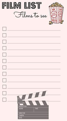 Planner & Journaling Printables ❤ Filofax page