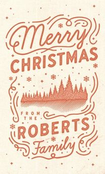 America's Love of Christmas Trees on Behance — Designspiration