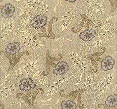 Reproduction Fabrics - late 19th century, 1865-1900 > fabric line: Cologne and Cotton