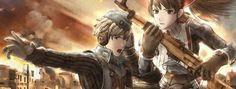 Test Valkyria Chronicles Remastered : un nouveau souffle sur PS4 ?