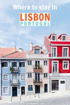 Check these 6 ideas for a Lisbon itinerary for sustainable cultural tourists. Use these sample Lisbon itineraries to start planning your trip.