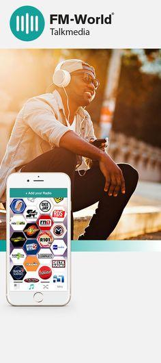 App FM-World (Radio Streaming Live)