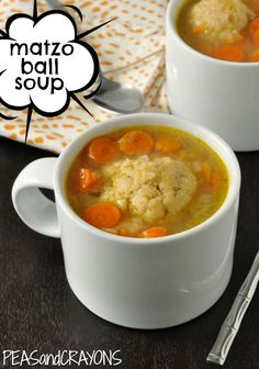 Waiter?? There are balls in my soup... Again!