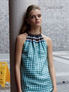 skipping school, no time for yum cha: marthe wiggers by james nelson for russh mag