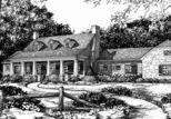 Woodlands Cottage - Hoyte Johnson, AIA | Southern Living House Plans 2755 sq ft