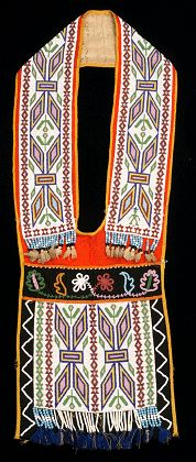 Browse Collection - Bandolier Bag Collection - Anthropology - Artifacts - Collections - Milwaukee Public Museum