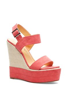 More beautiful Coral shoes..$24.99 Love Ideeli <3  and love Coral for Spring. @ideeli