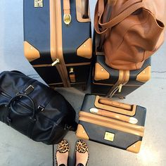 Next stop ---> Paris! (Luggage is @DVF via @tjmaxx, *note this luggage is for two people, not just one!) #theeverygirltravels #Padgram