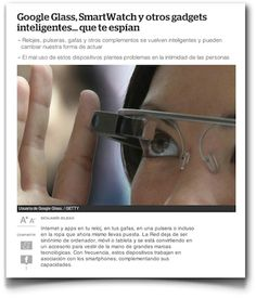 Wearable computing y Personal Area Networks