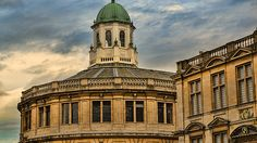 Among the iconic structures of Oxford University stands the Sheldonian Theatre.   FAA Featured Image:  Historical Buildings of the World  6/25/2015