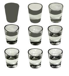 Glass - Tutorial by ryky on deviantART via PinCG.com