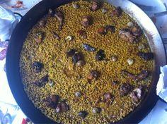 #photo #lunch #arroz con conejo y caracoles @cuinapinos @alfonso_rest @javi_asdj #cuinapinos @cristinarv_ @ifarballester @belenmanez @jesusmar8 @elenaymrtz #pinoso #alicante #spain #gastronomia #goodfood #turismoactivo #turismointerior #Pinterest
