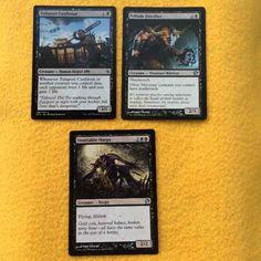 Three (3) Black Magic MTG Cards - Mercari: Anyone can buy & sell