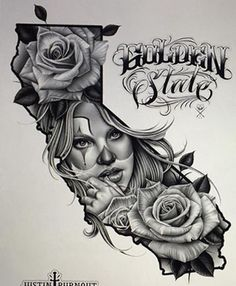 Lovely and mysterious love ya love you Chicano Tattoos, Kunst Tattoos, Skull Tattoos, Rose Tattoos, Body Art Tattoos, Sleeve Tattoos, Gangster Tattoos, Tattos, Tattoo Design Drawings