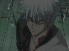 "tsunbasa: ""Gintoki: ""I don't give a damn about who you've betrayed. Dark Anime, Anime Guys, Samurai, Otaku, Animation, Spam, Fictional Characters, Pissed, App Icon"