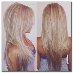 40+ Blonde Layering Haircut Inspiration