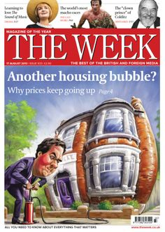 """The Week(UK) - August 17, 2013 : Learning To Love The Sound Of Music : Drama ; The World's Most Macho Races : The Last Word ; The """" Clown Prince """" Of Colditz : Obituaries ; Another Housing Bubble ? : Why Prices Keep Going Up ; The Balmiest , Barmiest Winter Olympics Ever ; The Phone Call That Caused Panic In The White House ; and much more..."""