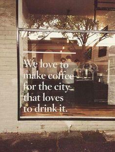 Copenhagen Coffee