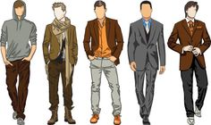 This head to toe men's style guide goes over everything from hairstyles, how to grow your beard, what to wear daily, how to dress to impress, how to tie a tie, what pants are most flattering (and appealing for the ladies), what socks and undies to wear, all the way to what shoes work best for each look. https://redd.it/3l2b3z