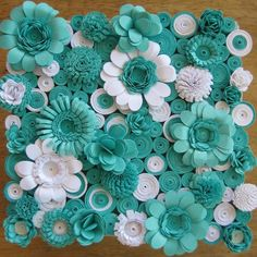 Quilled paper flowers mimuu.com   paper crafts and paper flowers